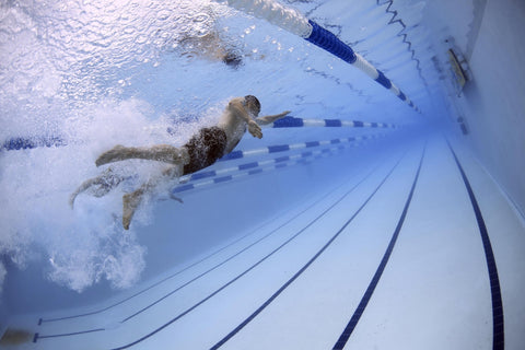 swimming for joint soreness
