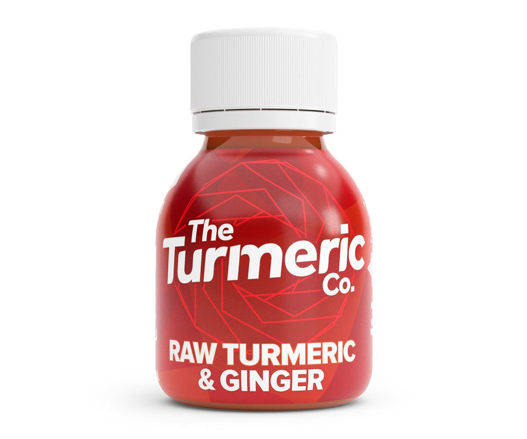 Raw Turmeric & Ginger Shot Box