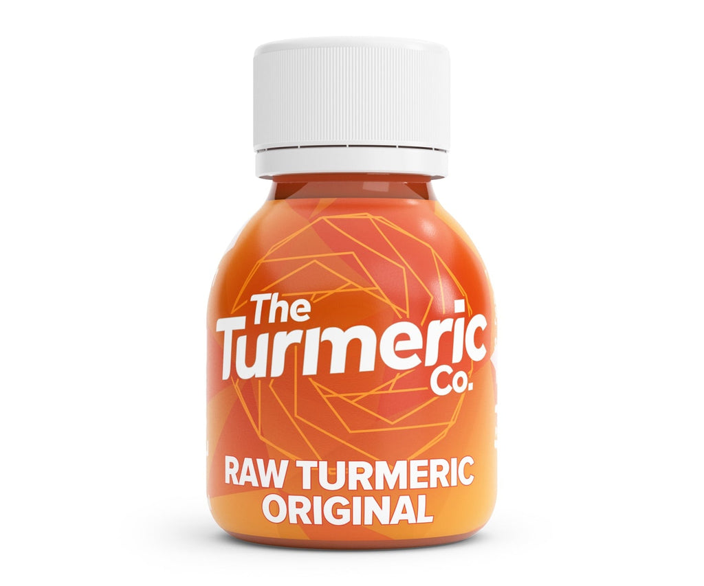 Original Raw Turmeric Shot Box