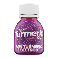 Turmeric Co Raw Turmeric and Beetroot Shot