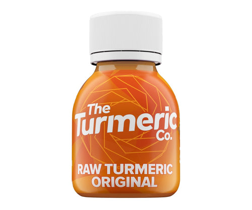 Turmeric Co Raw Turmeric Original Shot