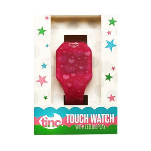 Tinc Digital Touch Watch - Pink