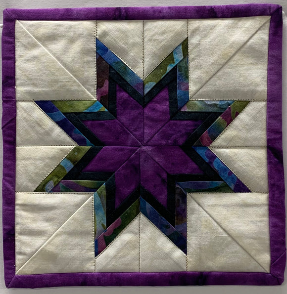 Star'elations Mug Rug Pattern