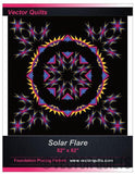 Solar Flare Foundation Pattern Simple