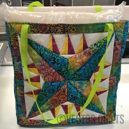 Star Voyage Tote Foundation Pattern