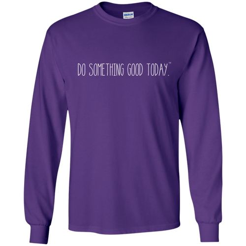 DSGT Adult Long Sleeve T-Shirt