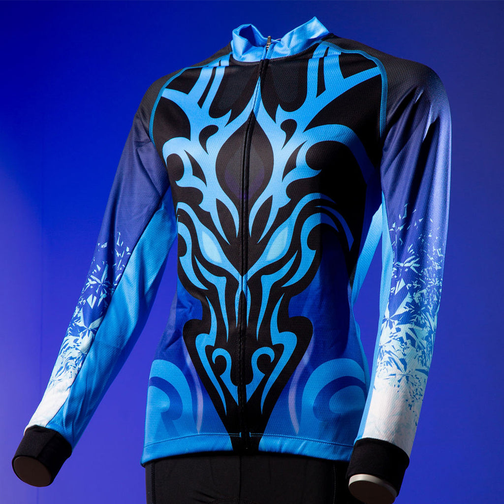 WINTER & ICE LONG SLEEVED CYCLING JACKET
