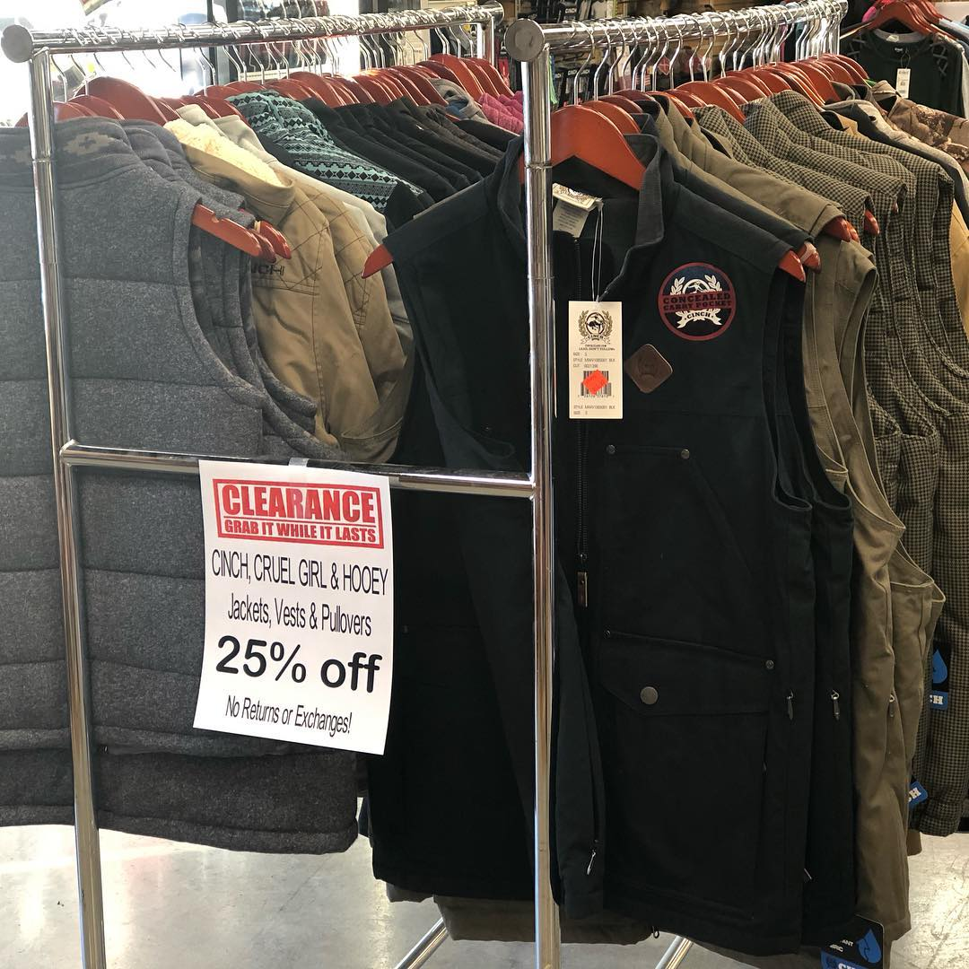 Clearance Men