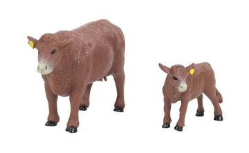 BCFT Red Angus Cow & Calf
