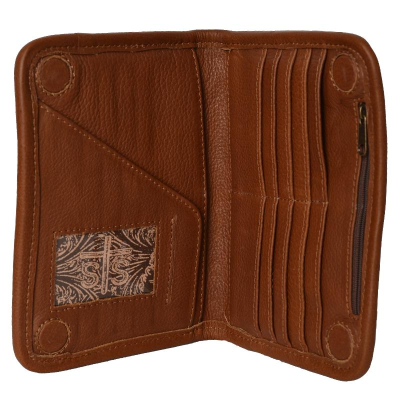 STS Cholula Magnetic Wallet