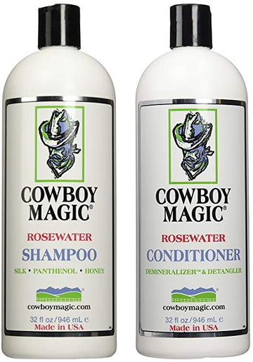Cowboy Magic Shampoo/Conditioner