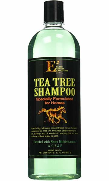 E3 Tea Tree Shampoo 32oz