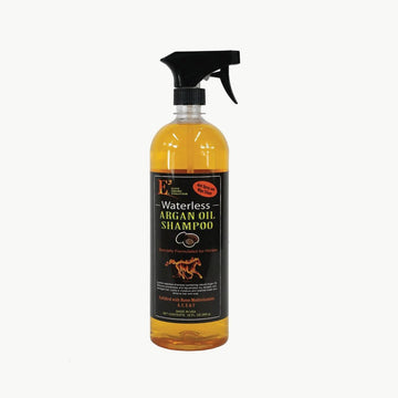 E3 Waterless Argan Oil Shampoo 32oz