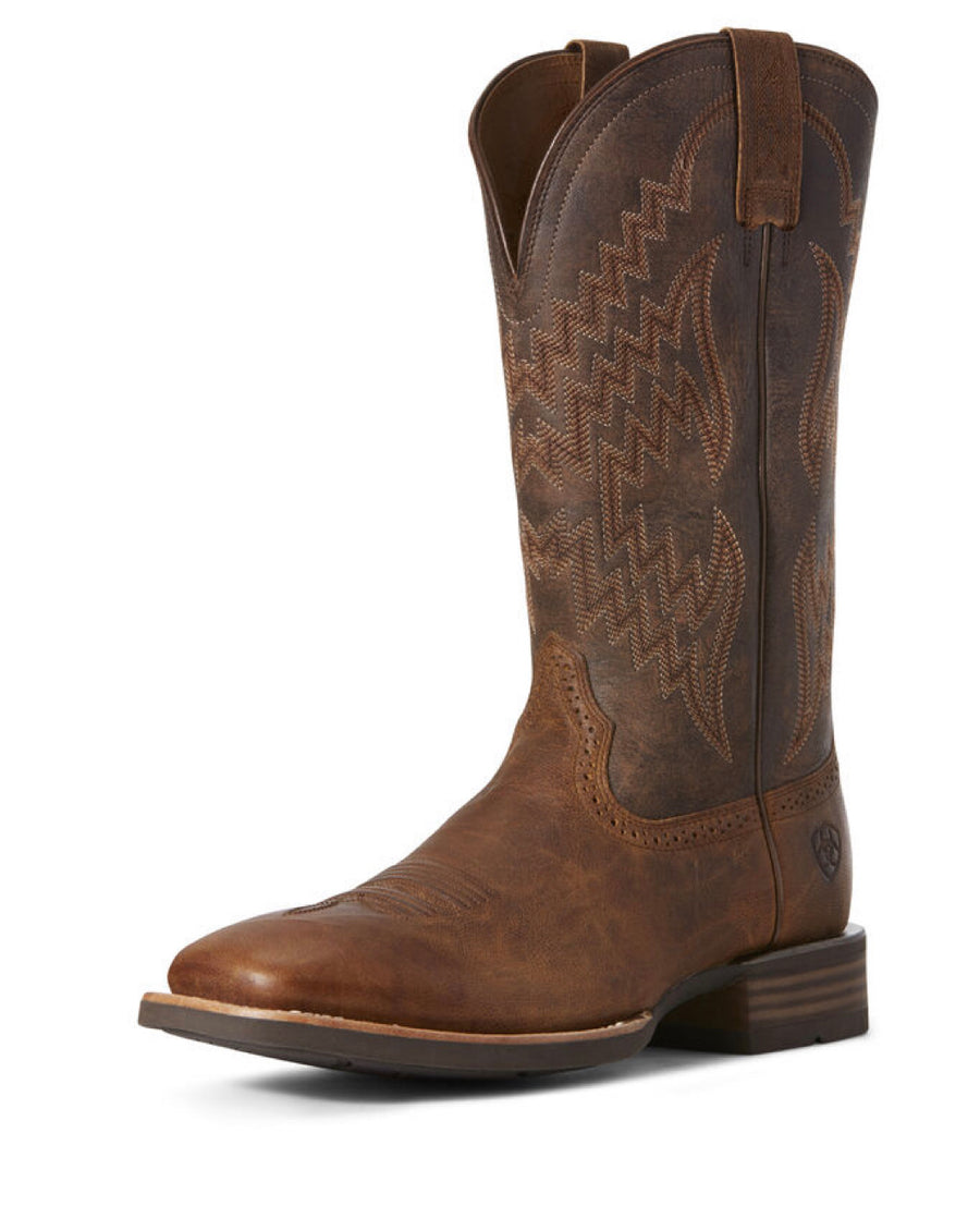 Ariat Tycoon Sorrel Crunch/Tack Room Honey