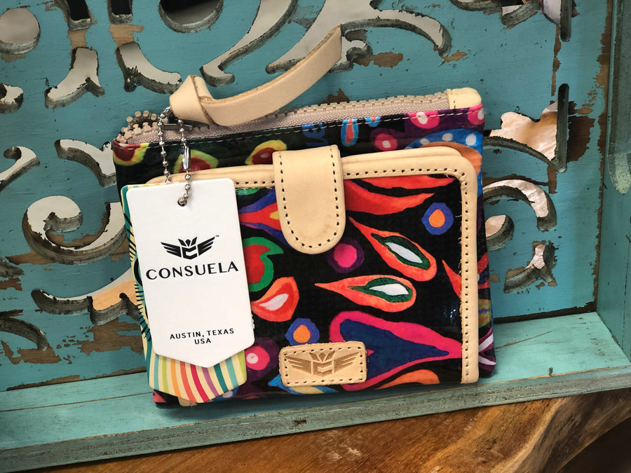 Consuela Teeny Slim Wallet