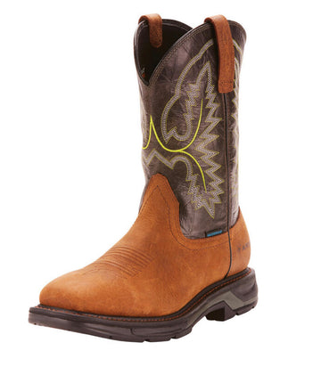 Ariat WorkHog XT Wide Square Toe H20