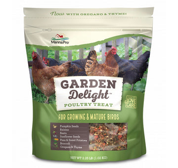 Garden Delight Poultry Treats 2.5lb