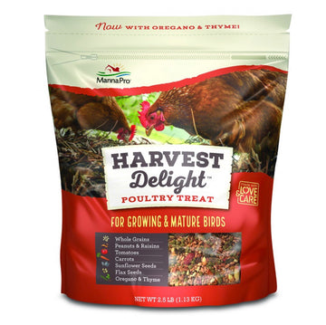 Harvest Delight Poultry Treat 2.5lb