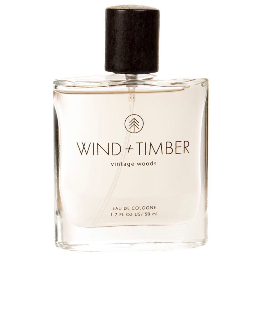 Wind + Timber Cologne-Vintage Woods