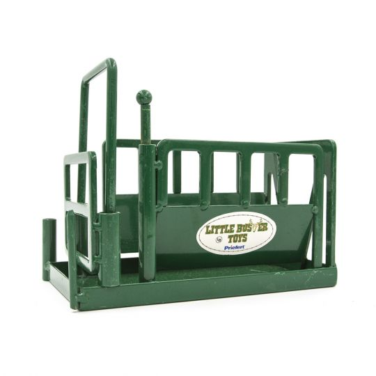 Little Buster Cattle Chute Red/Pink/Green