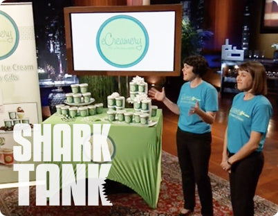 eCreamery on Shark Tank