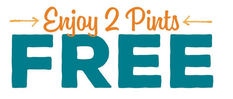Enjoy two Free Pints