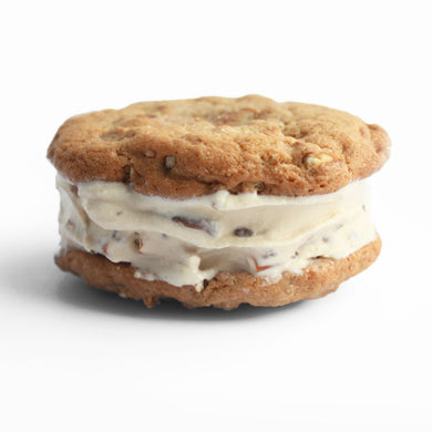 Love At First Bite - Ice Cream & Cookie Combination