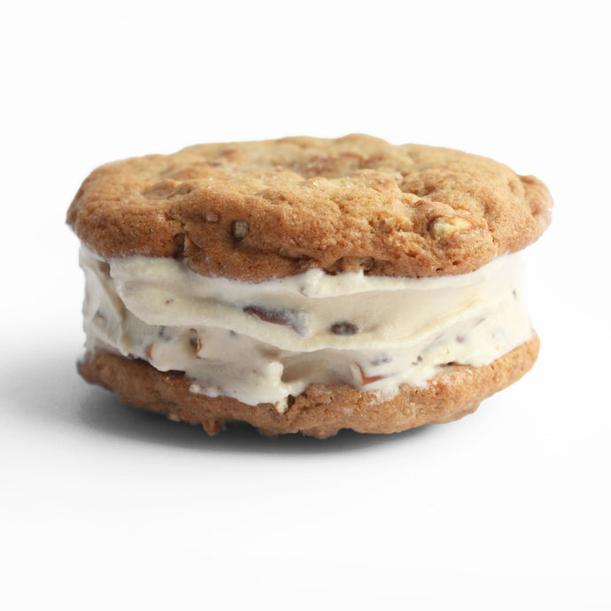 Love At First Bite - Ice Cream & Cookie Combination - eCreamery