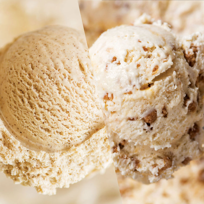 Special 2 Pint Ice Cream Collection // Caramel Apple Crisp // Cinnamon - eCreamery