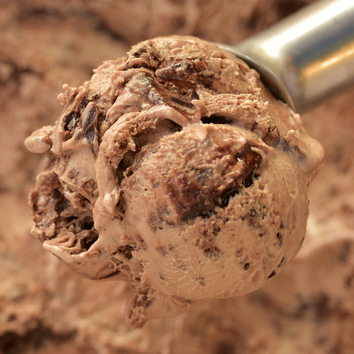 1 Pint - Brownie Batter Ice Cream - eCreamery