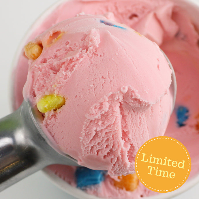 Bubble Gum Ice Cream (Limited Time)