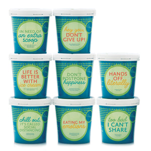 Ultimate Comfort Collection - 8 Pints