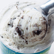 "Load image into Gallery viewer, 1 Pint - ""For Santa"" Cookies & Cream Ice Cream - eCreamery"