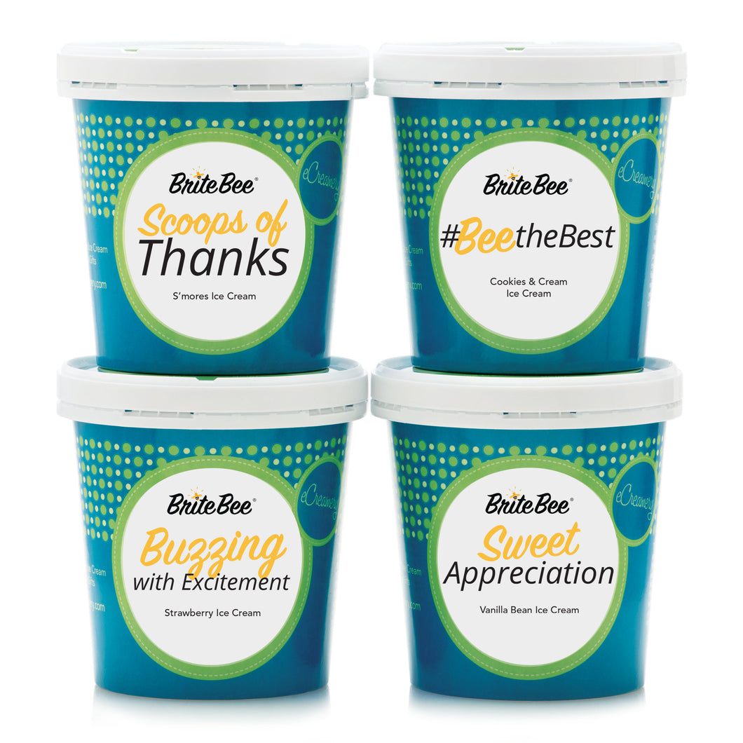 BriteBee Corporate Collection - Thank You - eCreamery