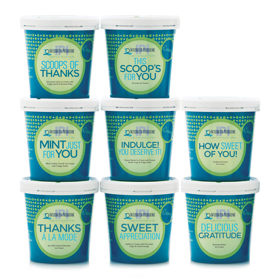 Integrated Packaging Industries Thank You Ultimate Collection - eCreamery