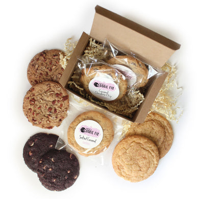 Dundee Bank 2 Dozen Assorted Gourmet Cookies with Dundee Bank Enclosure Card