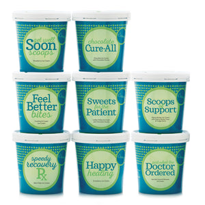 Ultimate Get Well Ice Cream Collection - 8 Pint