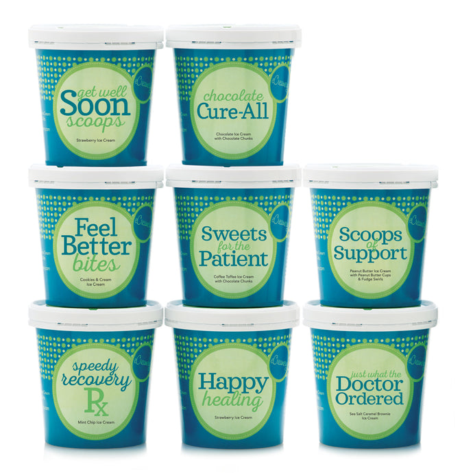Get Well Ultimate Ice Cream Collection - eCreamery