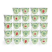 Load image into Gallery viewer, Advent Party Cup Collection - 24 Party Cups