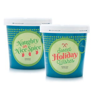 Bonus Holiday - 2 Pint Cinnamon & Candy Cane