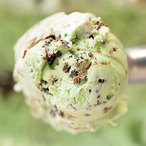 Mint Cookie Crunch Ice Cream - eCreamery