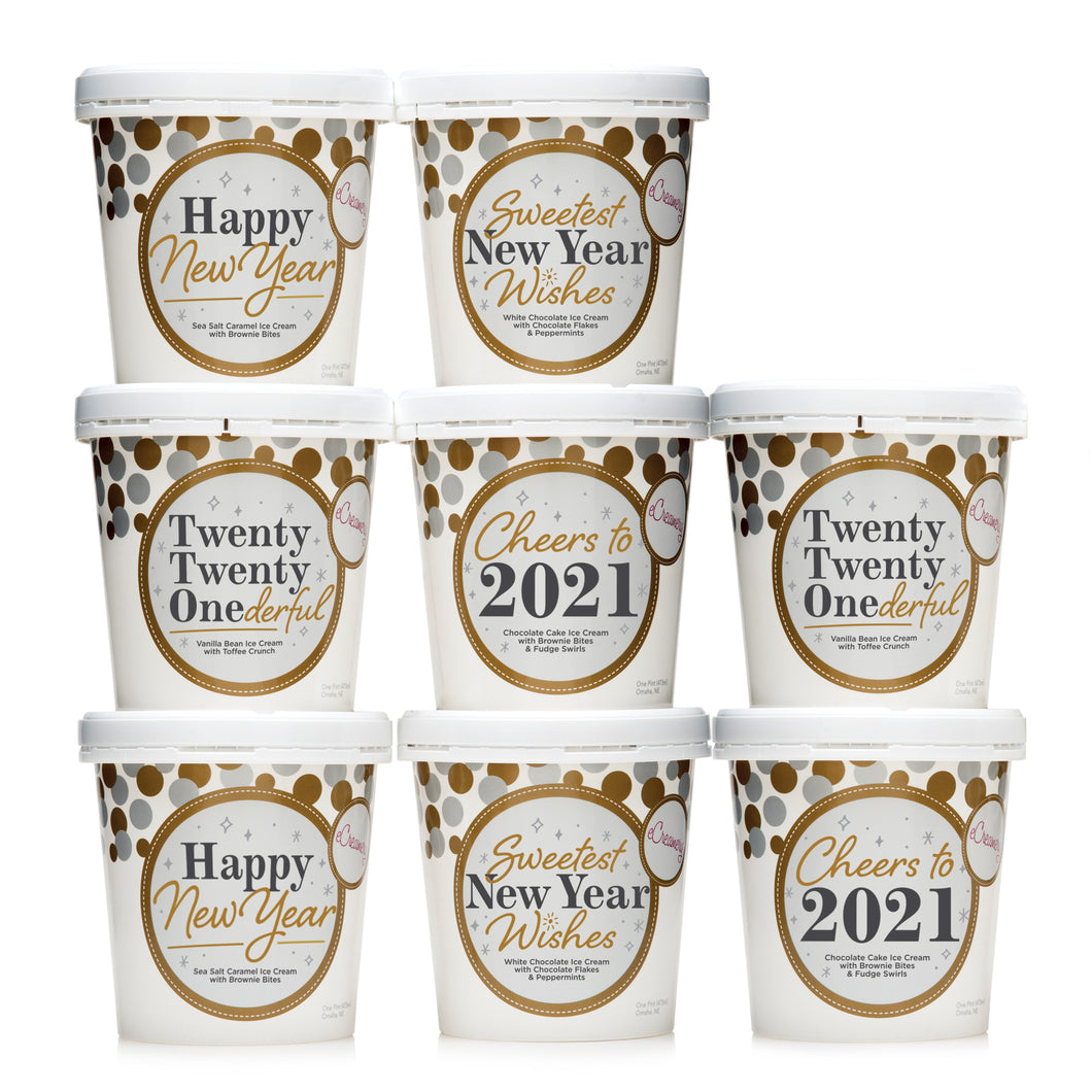New Year's Ultimate Collection - 8 Pints