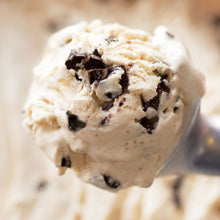 Load image into Gallery viewer, Sea Salt Caramel Brownie Ice Cream - eCreamery