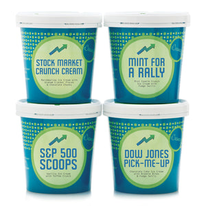 Stock Market Ice Cream Collection - eCreamery