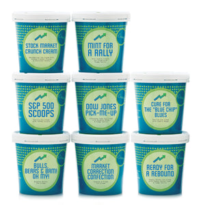 Stock Market Ultimate Collection - 8 Pints