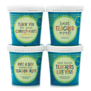 Teacher Ice Cream Collection - eCreamery