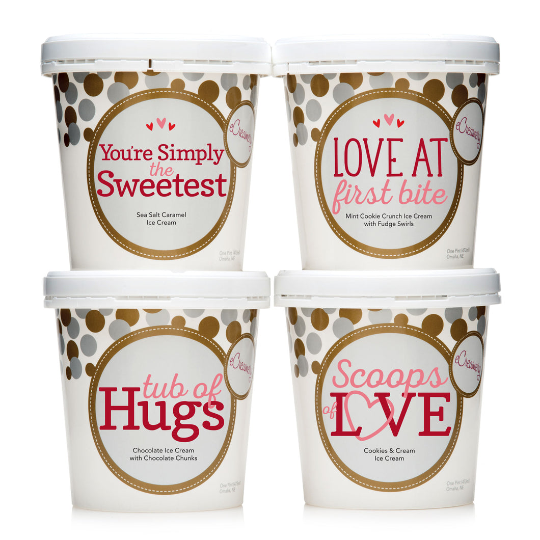 Special Ice Cream My Love For You Collection + Red Velvet