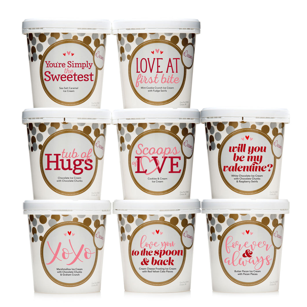 Special Ice Cream My Love For You Ultimate Collection + Red Velvet