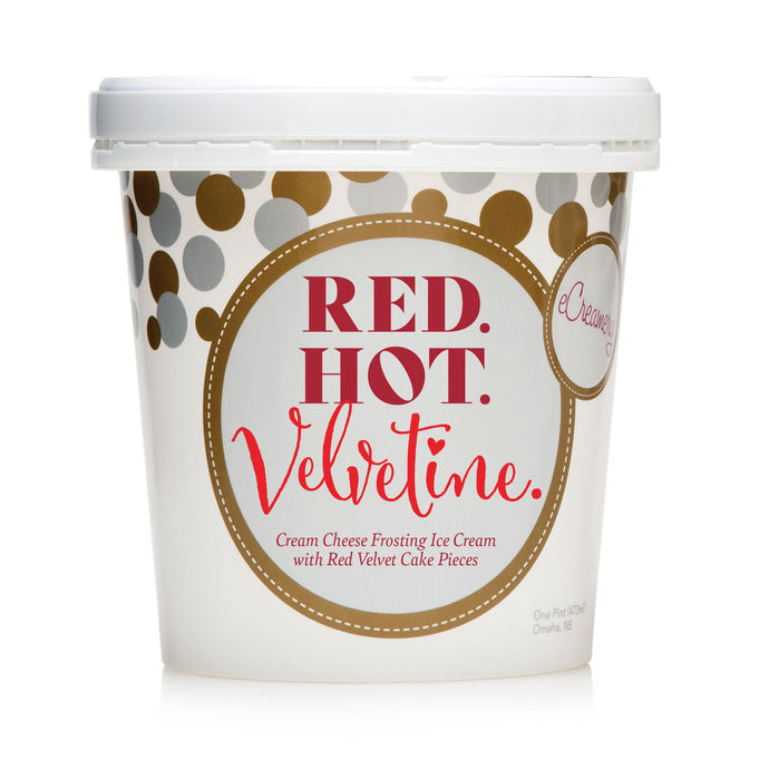 Bonus - 1 Pint Red Velvet Ice Cream