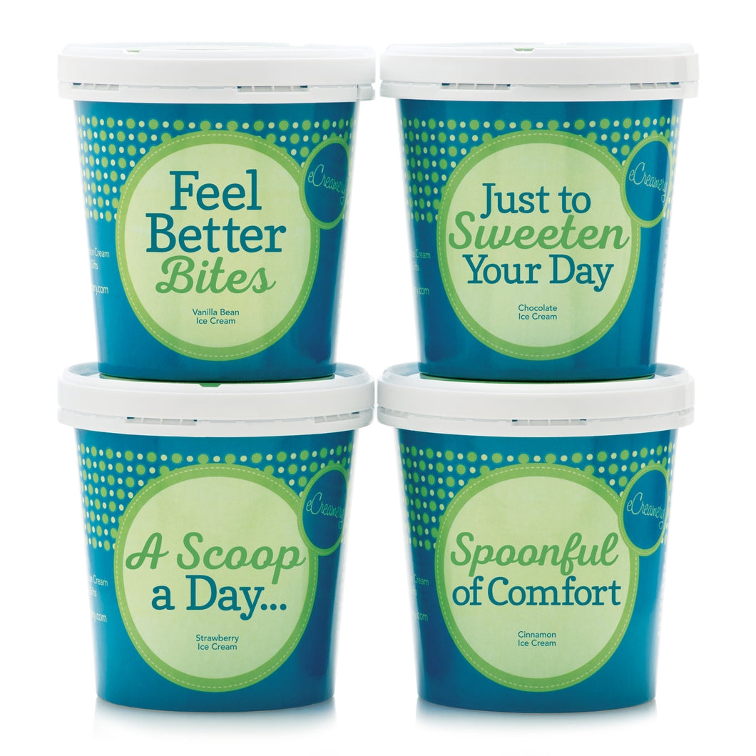 Feel Better Ice Cream Collection